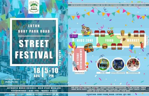 street festival newspaper